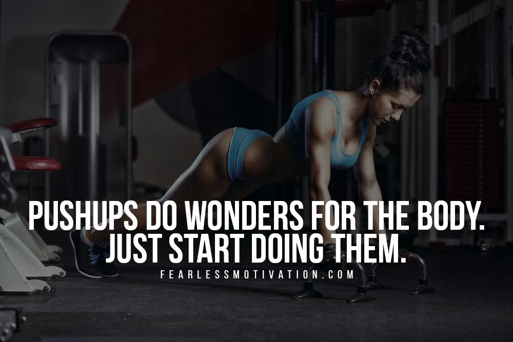 Home-Workout---pushups do wonders for the body