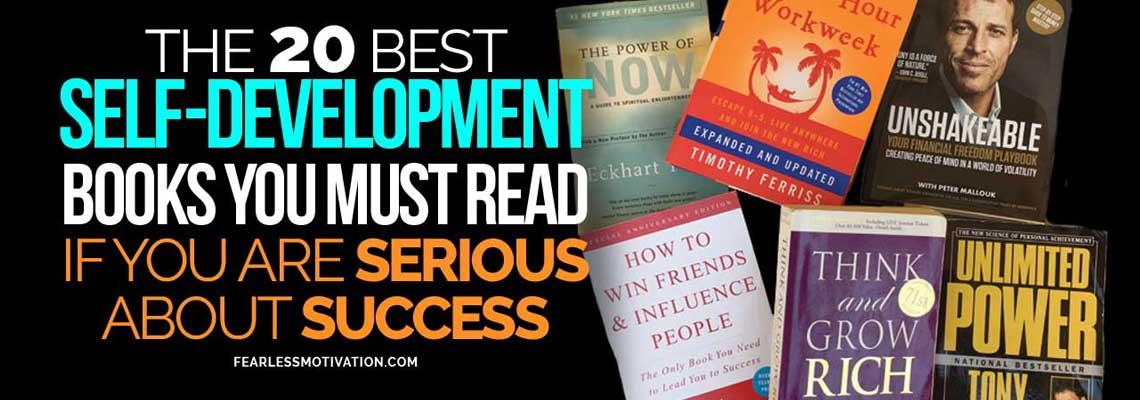 best self development books