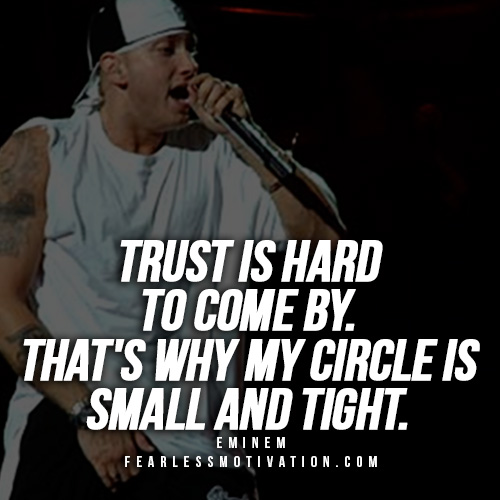 Quotes Eminem Fair 18 Of The Best Eminem Quotes On Success  Fearless Motivation