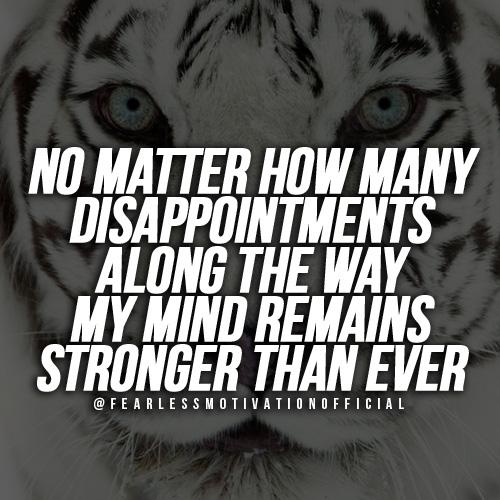 più forte che mai