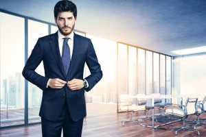 Things successful people do every day feature - businessman