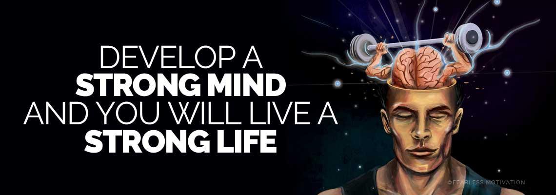 Strong Mind Strong Life Motivational Speeches
