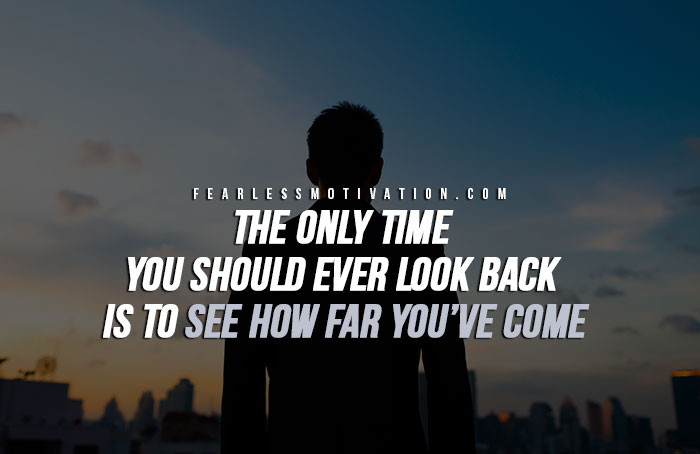 things-successful-people-do-every-day---they-don't look back