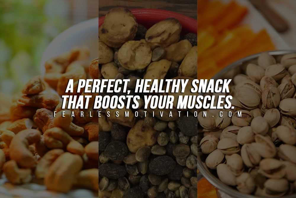 Alimenti per la costruzione muscolare - Noci