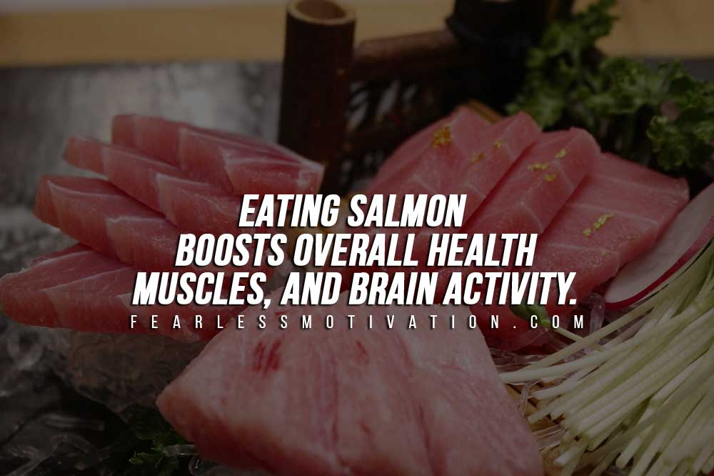 Muscle Building Foods - Salmon