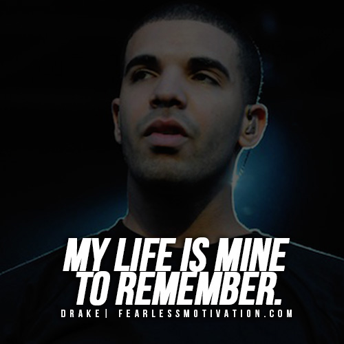 9 Powerful Drake Quotes To Inspire You To Success | Fearless