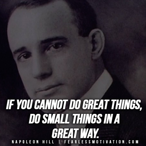Outwitting The Devil Quotes Interesting Napoleon Hill Quotes & Top 10 Rules For Success  Fearless