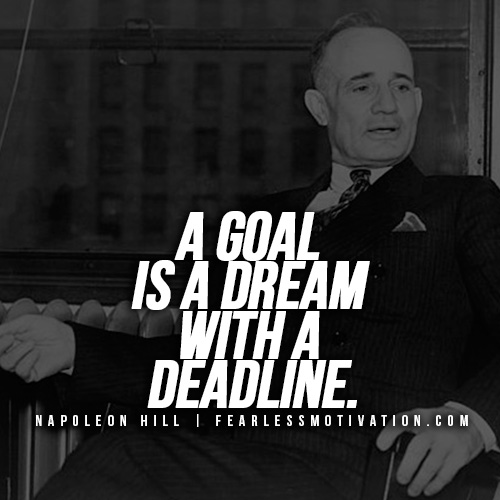 Inspirational Quotes About Positive: Napoleon Hill Quotes & Top 10 Rules For Success