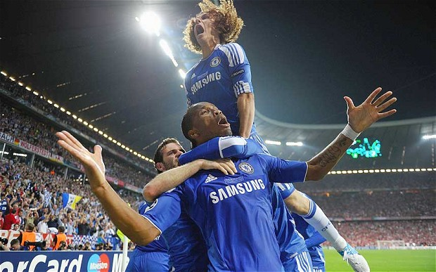 Biggest upsets in Sporting History - Chelsea