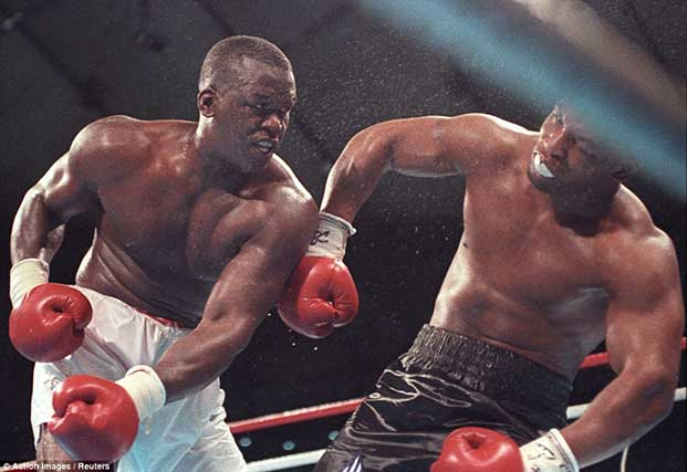 Biggest upsets in Sporting History - Buster Douglas