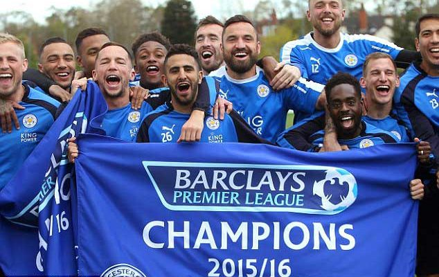 Biggest upsets in sport - Leicester