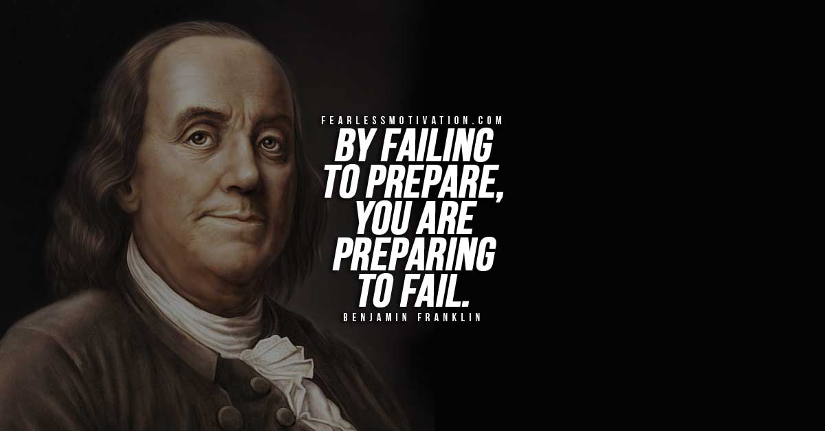 11 Powerful Benjamin Franklin Quotes On Leadership Success