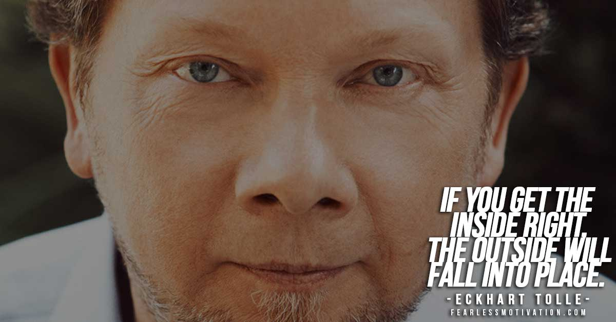 Quotes Eckhart Tolle: 11 Amazingly Powerful And Thought Provoking Eckhart Tolle