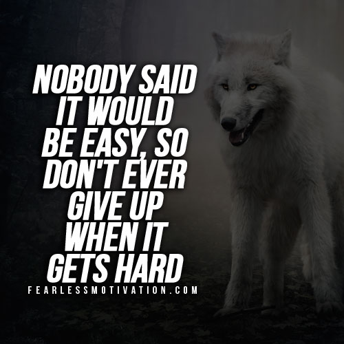 Dont Give Up 15 Quotes To Keep You Motivated In Hard Times