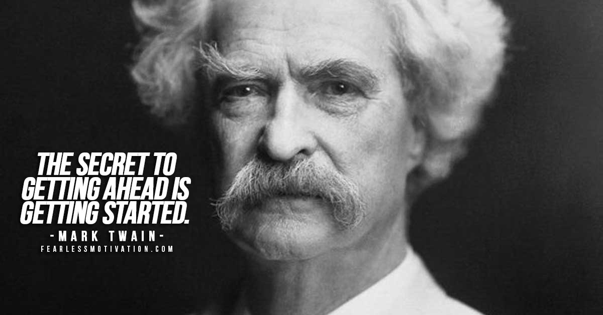 10 Insightful Mark Twain Quotes On Life And Success