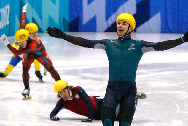 Biggest upsets in Sporting History - Steven Bradbury