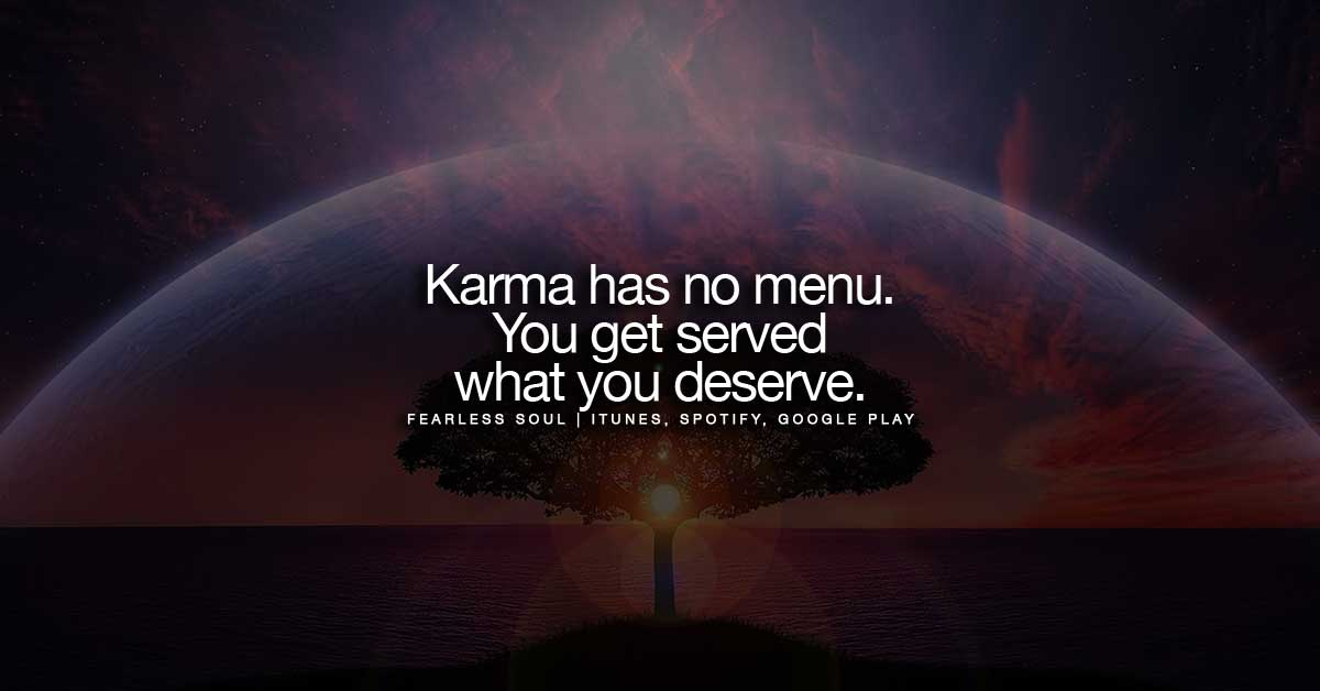 The Law Of Karma Inspirational Speech By Fearless Soul