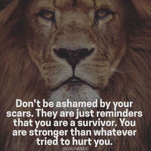 30 Motivational Lion Quotes In Pictures - Courage & Strength