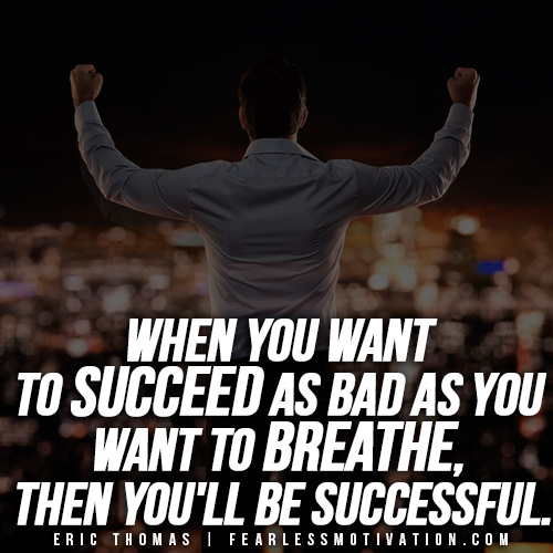 Eric Thomas Quotes Amusing 5 Powerful Eric Thomas Quotes & Top 10 Rules For Success