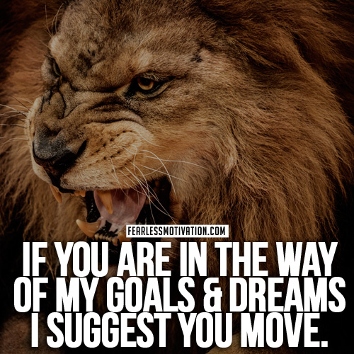 Lion Quotes In Pictures