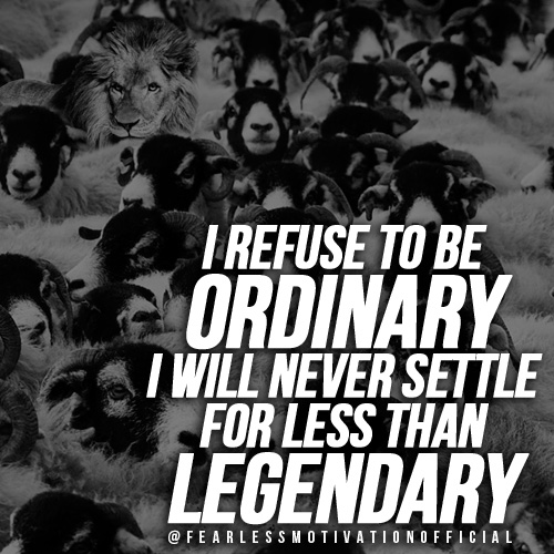 Lion Quotes In Pictures-legendary