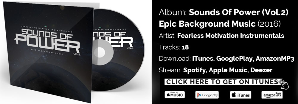 sounds of power epic music