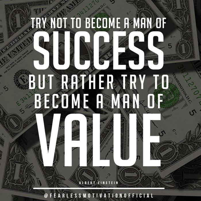 come definisci il successo