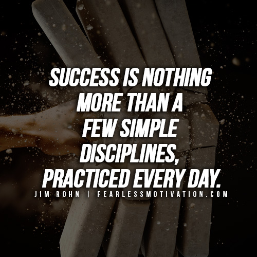 Success Principles Quotes: Jim Rohn Quotes & Top 10 Rules For Success