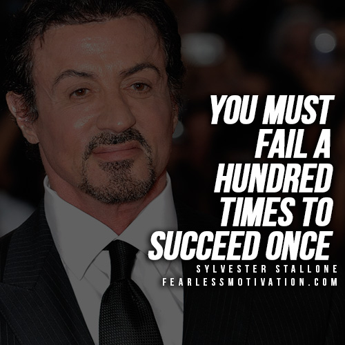 Sylvester Stallone Quotes Sylvester Stallone Quotes & Top 10 Rules For Success Sylvester Stallone Quotes