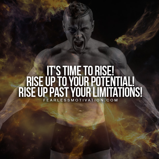 rise up motivational video