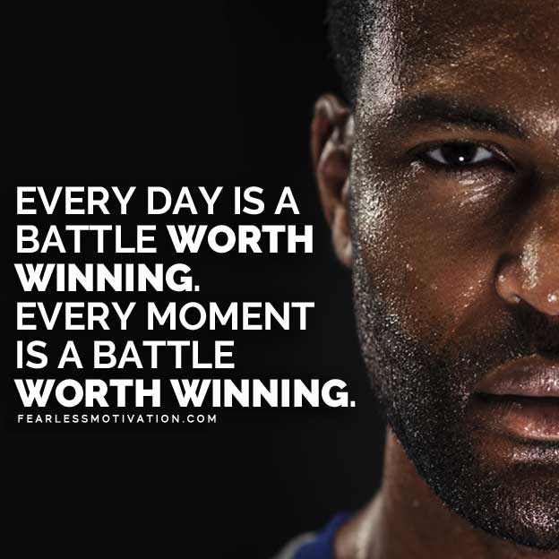 battle of your life motivational video