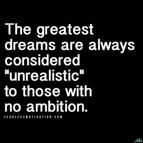 greatest dreams quotes