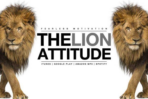 lion attitude