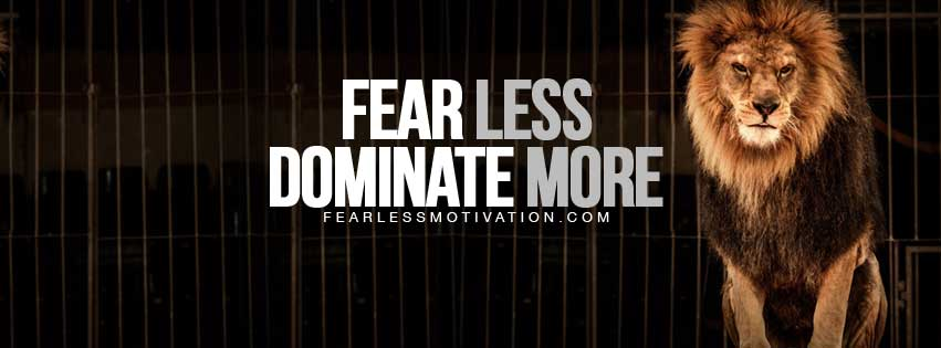defeat your fear