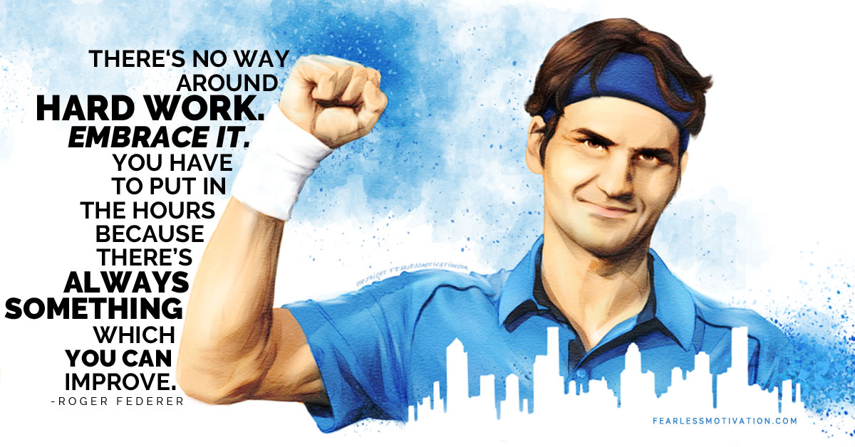 15 Inspiring Roger Federer Quotes Quotes Of A Champion Fearless Motivation