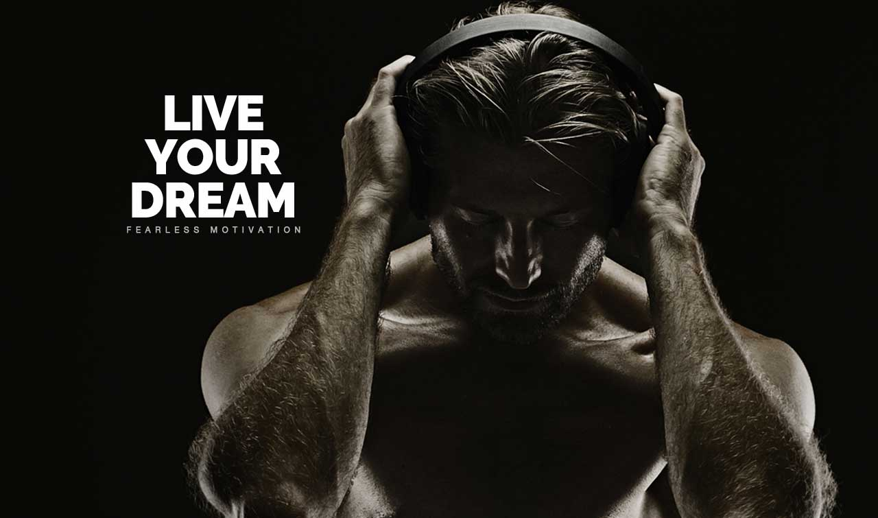Live Your Dream - Motivational Speech For Those Who Take Action!