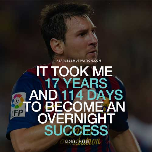 Exceptionnel Lionel Messi Quotes