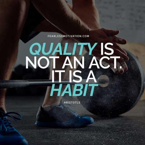 abbandonare le cattive abitudini