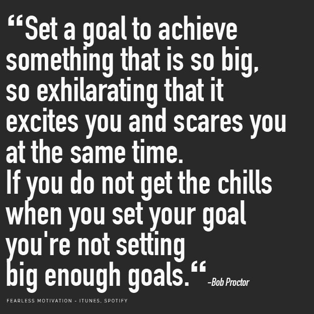 why you need goals