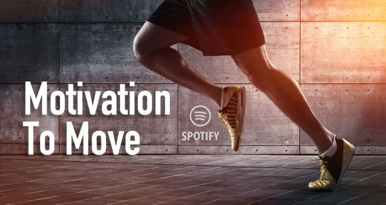 spotify motivation playlists