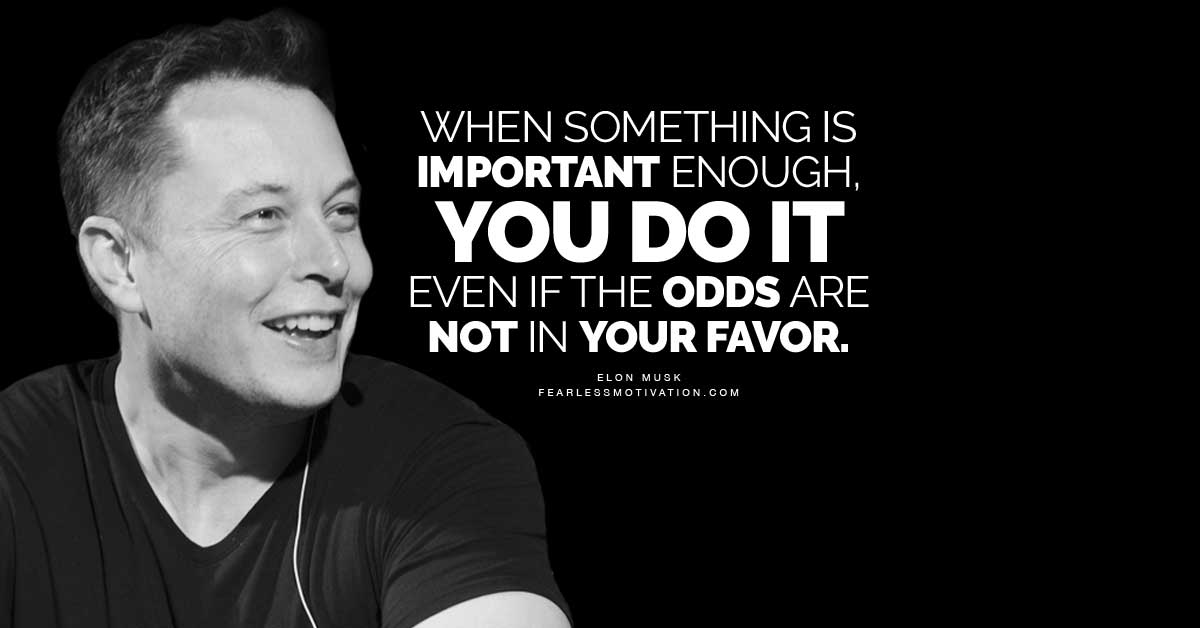 Elon Musk Quotes: 30 Noteworthy Elon Musk Quotes To Change Your Life Forever