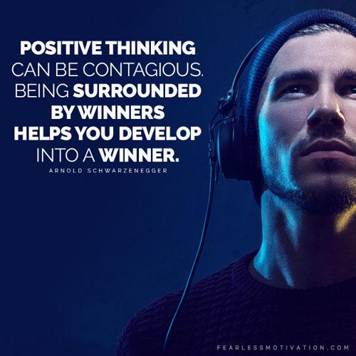 Start Thinking Positive