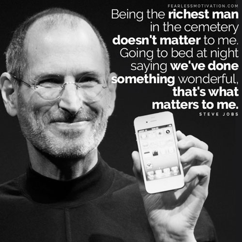 Steve Jobs Quotes On Life Captivating 18 Powerful Steve Jobs Quotes That Just Might Change Your Life