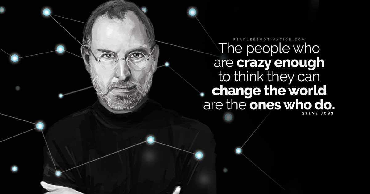 Right Person For The Job Quotes: Present Day Steve Jobs Quotes Work Life Imagine