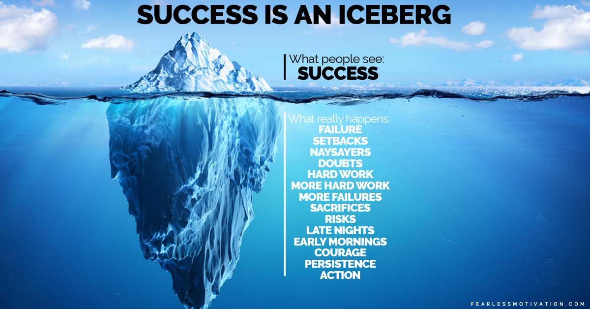 success  u0026 fulfilment are waiting for you in  u0026quot the deep