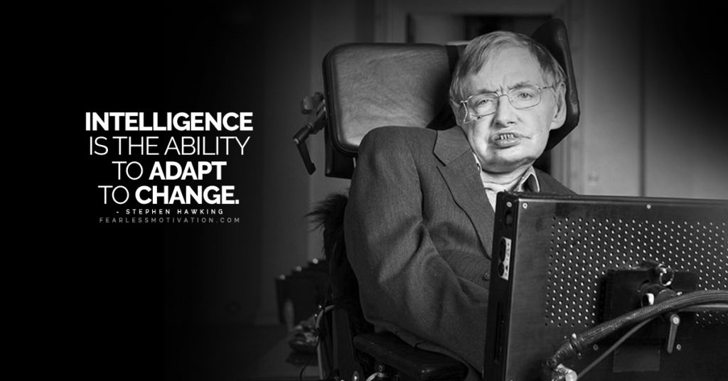 Stephen hawkings theories