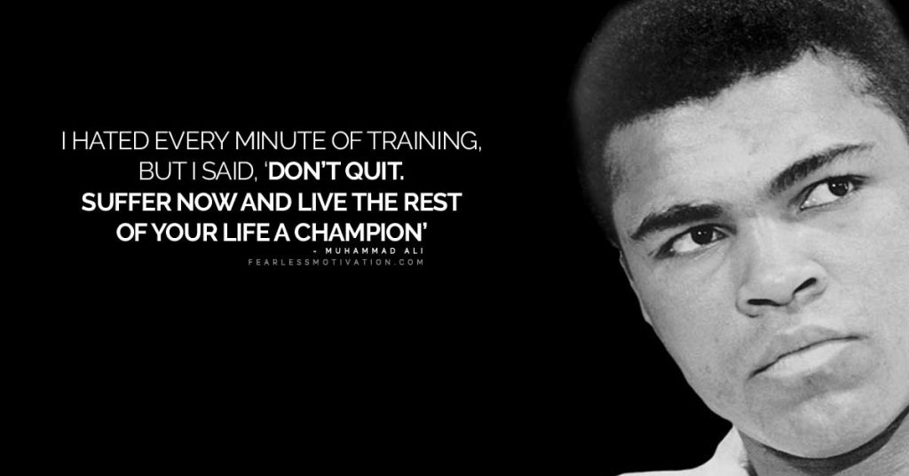 Motivational Quotes For Athletes: 15 Greatest Motivational Quotes By Athletes On Struggle