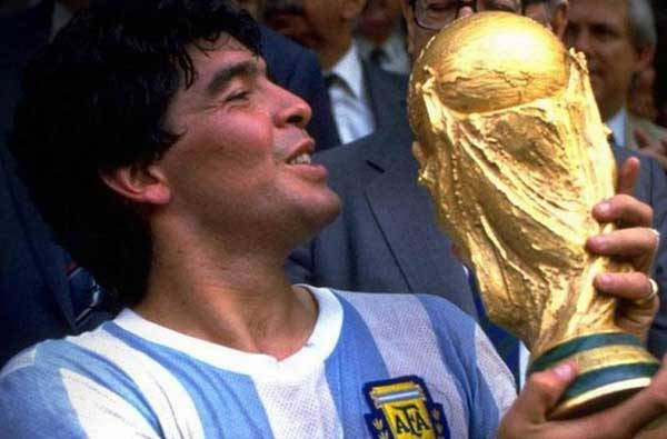 Diego Maradona Greatest Ever