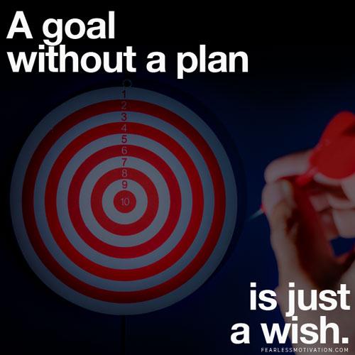 goal setting mistakes