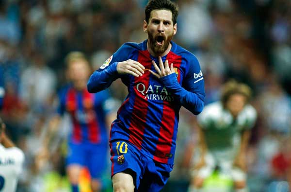 Messi greatest ever